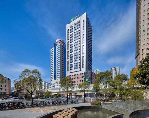 Featured Image Holiday Inn Express Shanghai Zhenping