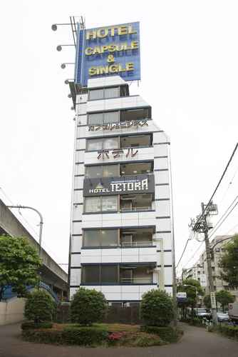 Featured Image Hotel Tetora Akabane