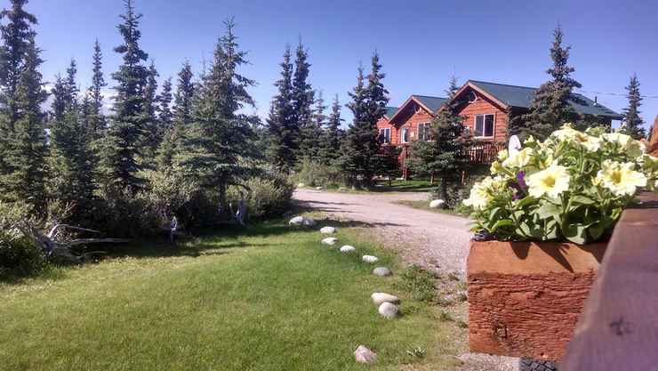 Featured Image Alaska Spruce Cabin's