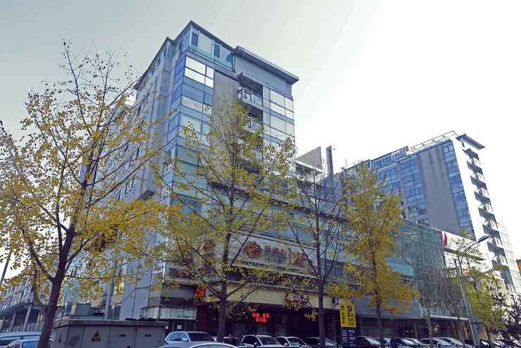Featured Image BeiJing YuanJia Apartment nearby Sanlitun