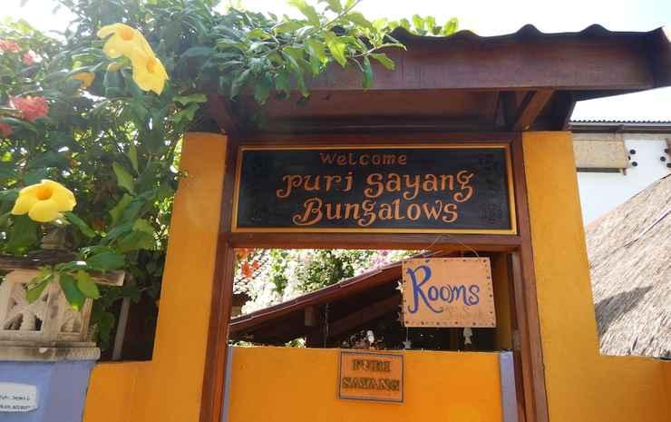 Puri Sayang Bungalows Lombok -