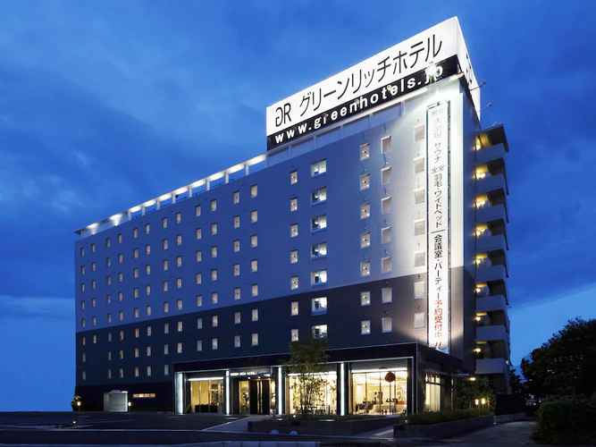 Featured Image Green Rich Hotel Osaka Airport