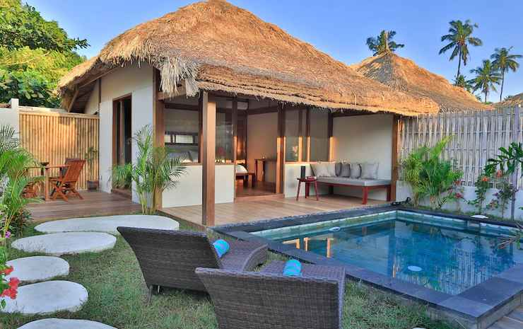 Villa Marina Lombok -