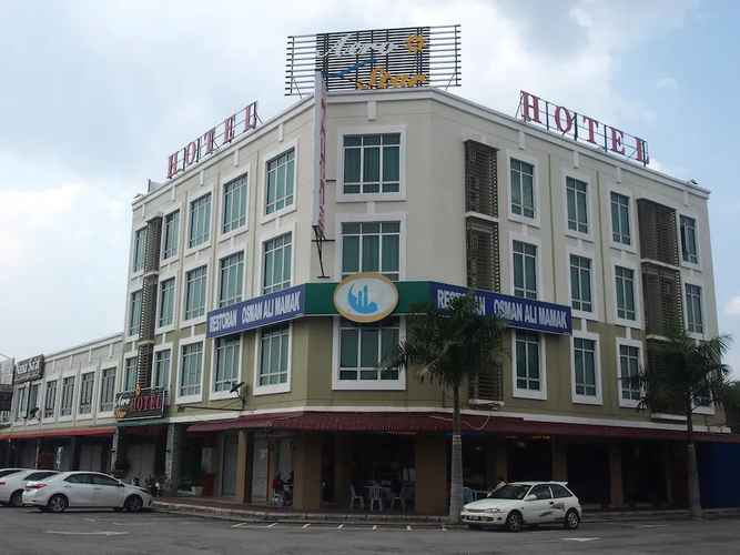 Featured Image Aero Star Hotel