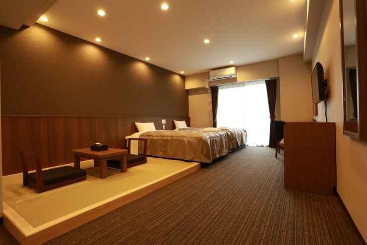 Featured Image The Base Sakaihigashi Apartment Hotel