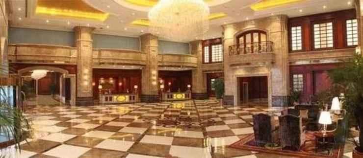 Lobby Grand Concordia Hotel