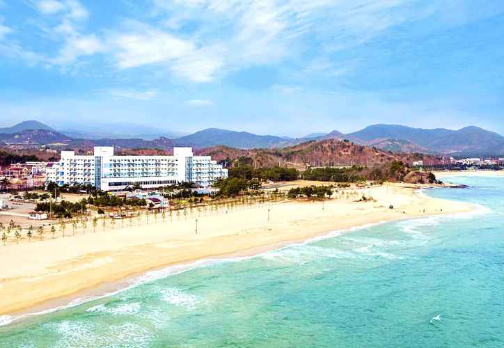 Featured Image Ocean to you Resort Sokcho Seorak Beach Hotel and condo