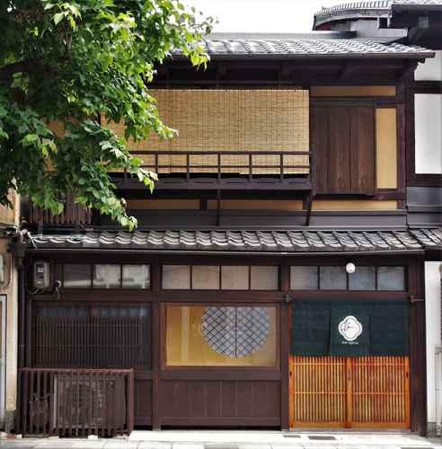 Featured Image Kyoto Machiya Cottage karigane
