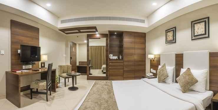 Interior Entrance The Peerless Inn Durgapur