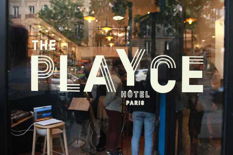 Featured Image The Playce Hotel & Bar by Happyculture