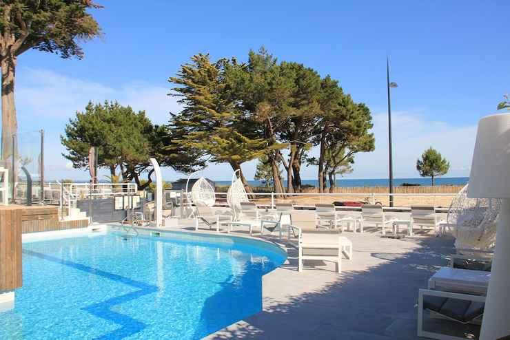 Le Diana Hotel And Spa Nuxe In Arrondissement De Lorient