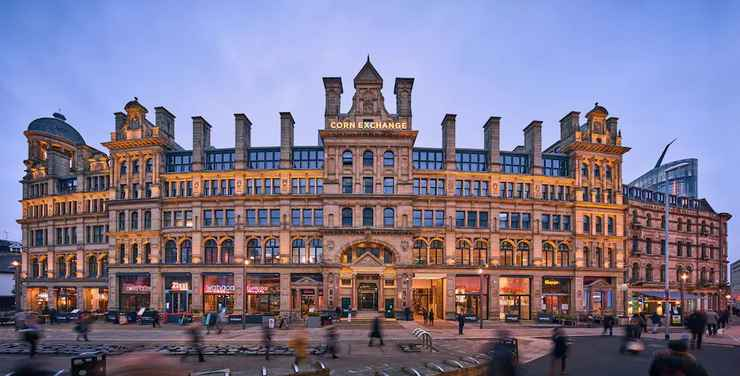 Featured Image Roomzzz Manchester Corn Exchange
