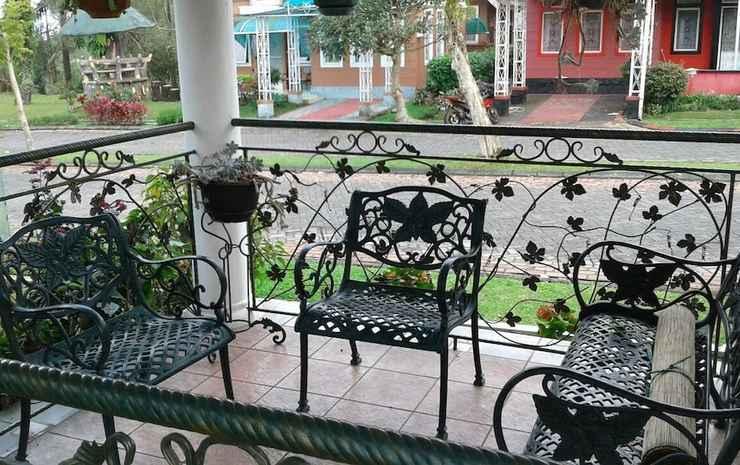 Villa Kota Bunga Anyelir Puncak -