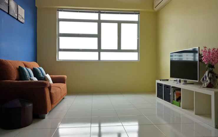 3BdR&2Bth condo Middle of Penang