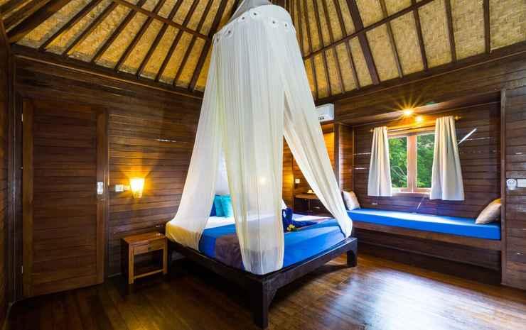 Songlambung Beach Huts Bali -
