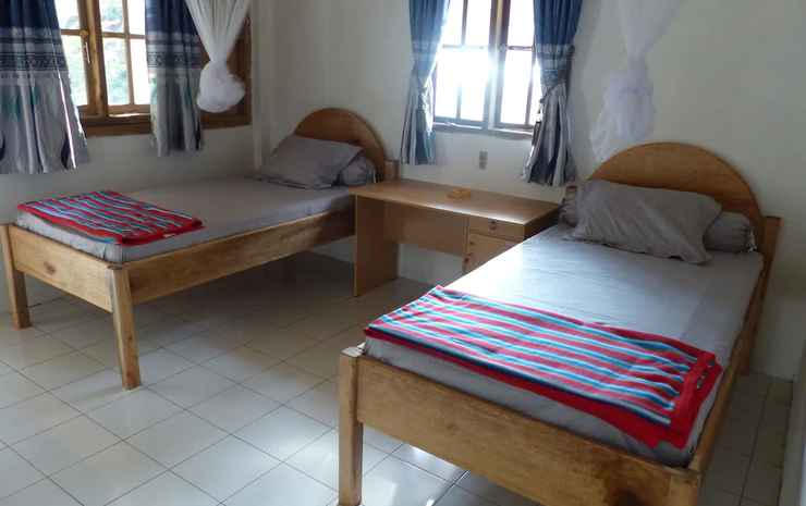 Krui Surf Camp Hotel Mutiara Alam Zandino Pesisir Barat -