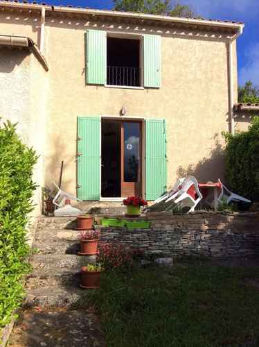 House With 2 Bedrooms In Vacheres With Wonderful Mountain View