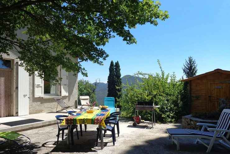 House With 3 Bedrooms In Plan De Baix With Wonderful Mountain