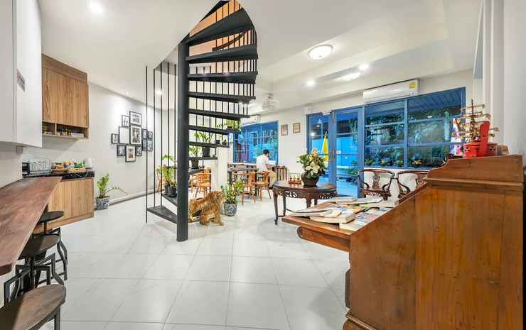 Visut House - Hostel Bangkok -