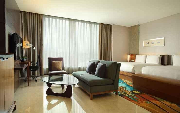 Hilton Bandung Bandung - Kamar Premium, 2 Tempat Tidur Queen