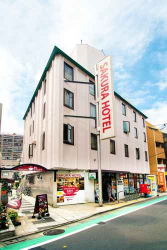 Featured Image Sakura Hotel Hatagaya