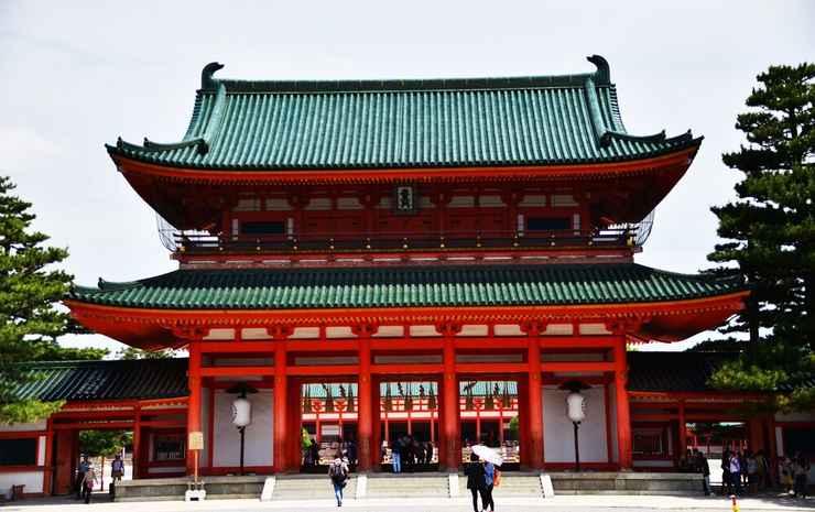 STAY SAKURA KYOTO TO-JI TEMPLE WEST GATE