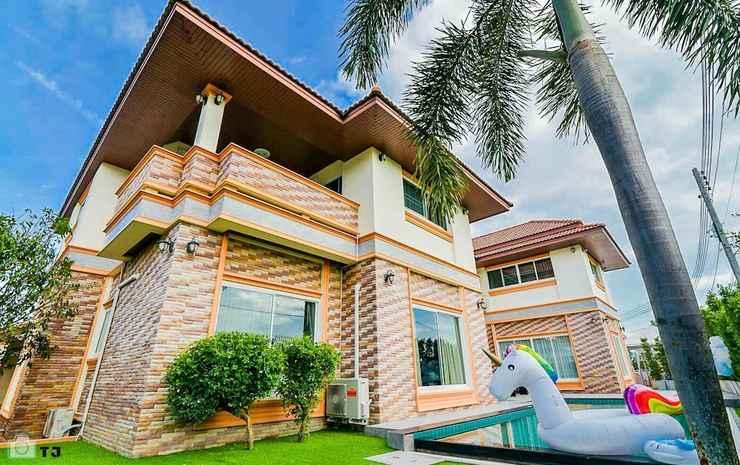 Baan Spire Pool Villa By Pinky Chonburi -