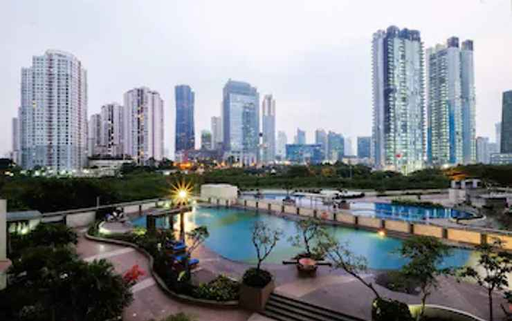 Exclusive 1BR Apartment The Wave Kuningan near Epicentrum Jakarta -