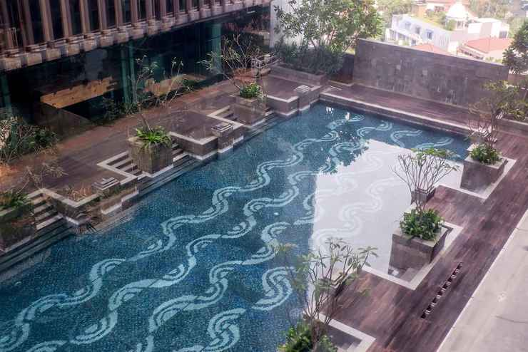 Featured Image Luxurious Furnished 2BR Kemang Village Apartment