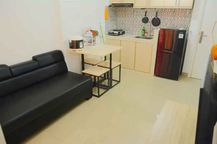 Featured Image Comfortable and Homey 2BR Poris 88 Apartment