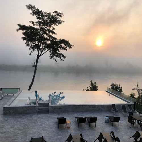Featured Image Chiangkhong Teak Garden Riverfront Hotel