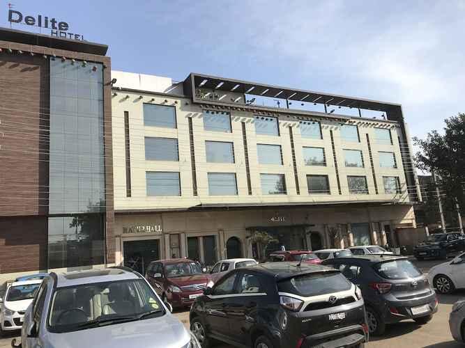 Featured Image Delite Hotel - Faridabad