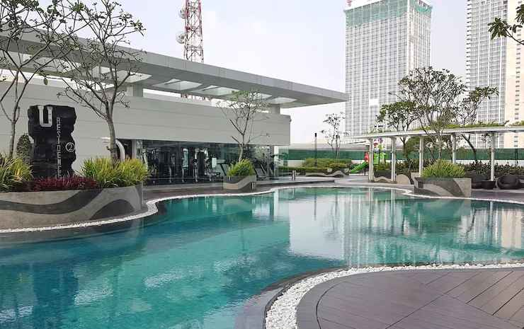 Exclusive stay in U residence 2 Tangerang -