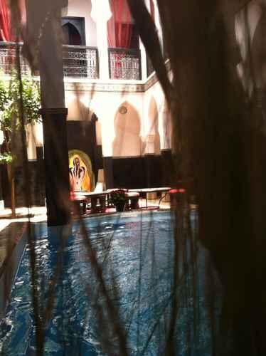 Villa With 6 Bedrooms In Marrakesh