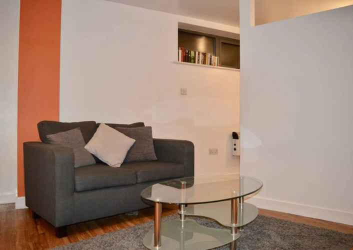 Featured Image Cosy 1 Bedroom Apartment in Manchester City Centre