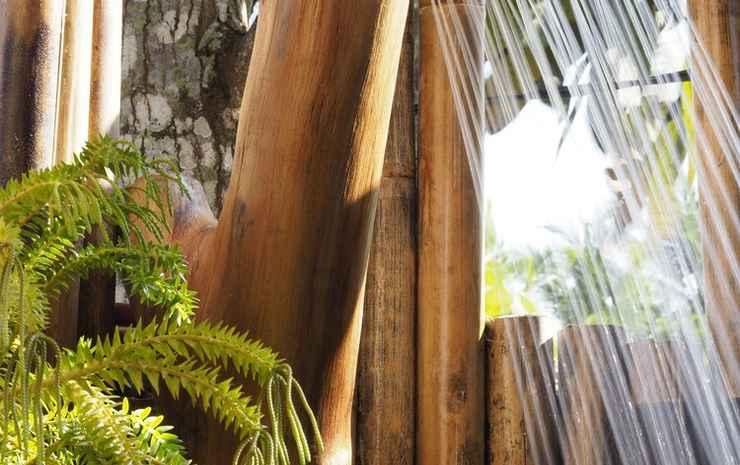 Lagoona Beach Bungalows Pangandaran - Bungalow Eksekutif, 1 Tempat Tidur Queen, non-smoking, pemandangan kebun