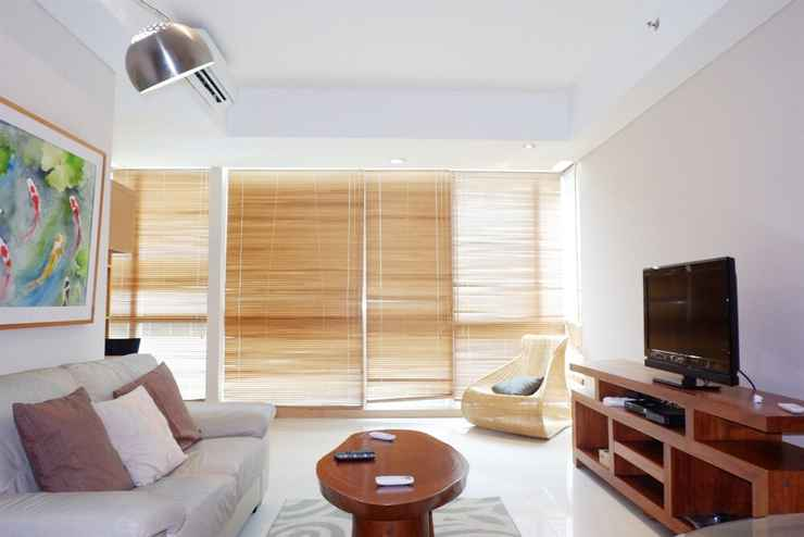Featured Image 2BR Apartment Kemang Village Connect to Mall