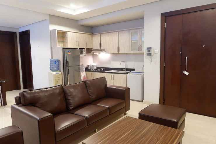 Featured Image Best Choice Living 1BR The Mansion at Kemang Apartment