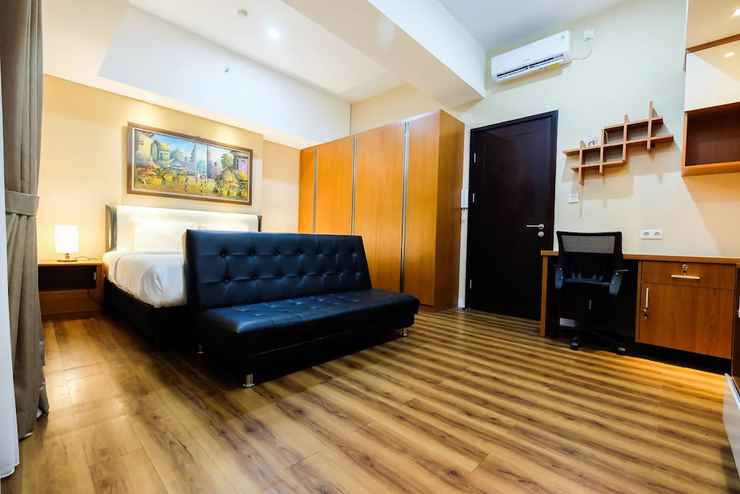 Featured Image Exclusive 1BR Casa De Parco Apartment near AEON Mall