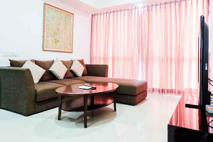 Featured Image Elegant 2BR Kemang Village Apartment