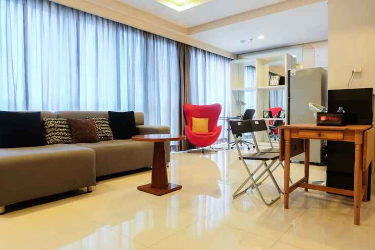 Featured Image Spacious Studio Apartment The Mansion At Kemang