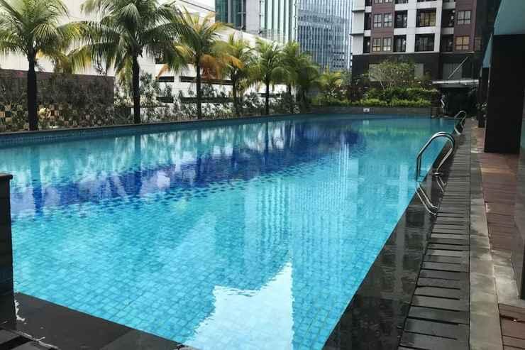 Featured Image Elegant and Chic Studio Tamansari Semanggi Apartment