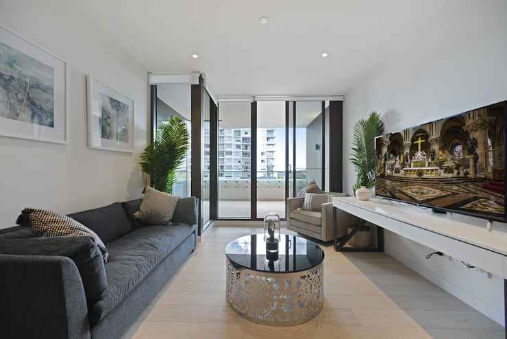 Featured Image Brand New Fully Furnished Apartment near Macquarie Centre