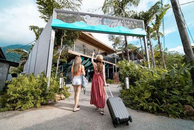 Featured Image Aman Tioman Beach Resort