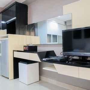 Cozy Studio Room Tamansari The Hive Cawang Apartment
