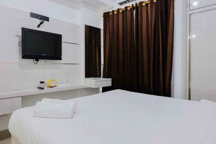 Featured Image Simple Studio Room at Poris 88 Apartment