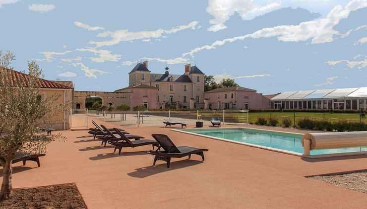 Featured Image Château de la Sebrandière
