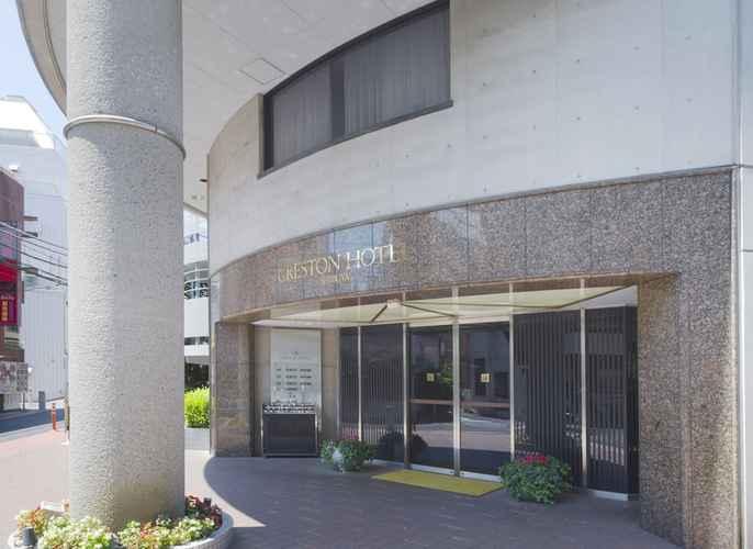 Featured Image Shibuya Creston Hotel