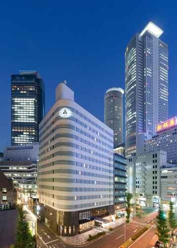 Featured Image Nagoya Ekimae Montblanc Hotel