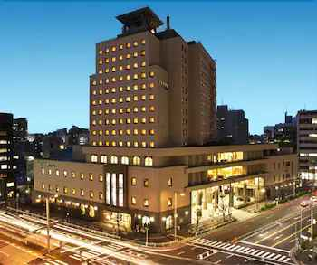 Featured Image Hotel Mielparque Nagoya